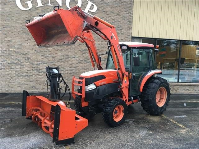 2007 Kubota L5240HSTC Tractor For Sale