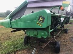 Combine Header-Corn For Sale 2000 John Deere 893