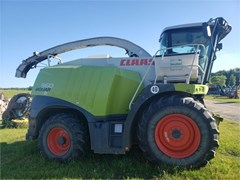 Forage Harvester-Self Propelled For Sale 2017 CLAAS JAGUAR 960 , 626 HP