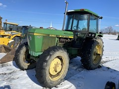 Tractor - Utility For Sale 1984 John Deere 2950 , 85 HP