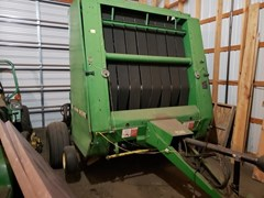 Baler-Round For Sale 1992 John Deere 535