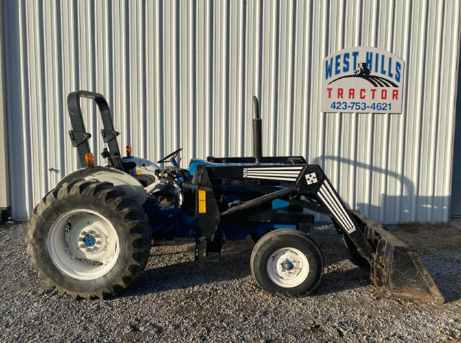 1994 Ford 3930 Tractor For Sale