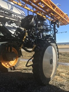"""Sprayer-Pull Type For Sale 2020 Hagie STS12 54"""" wheel guards"""