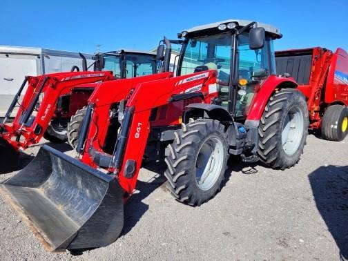 2014 Massey Ferguson 5613 Tractor For Sale