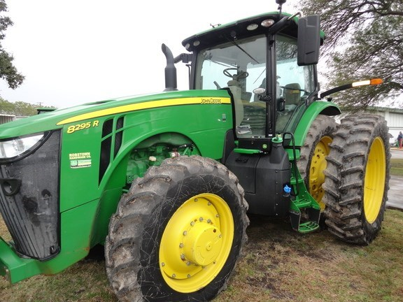 2018 John Deere 8295R Tractor - Row Crop For Sale