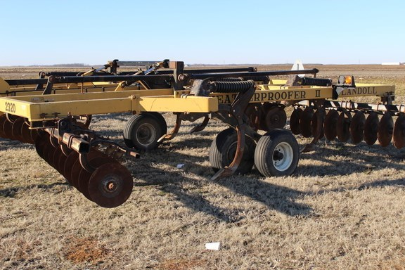 1996 Landoll 2227 Rippers For Sale