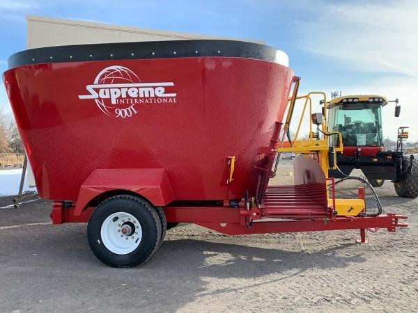 2021 Supreme 900T Feeder Wagon-Portable For Sale