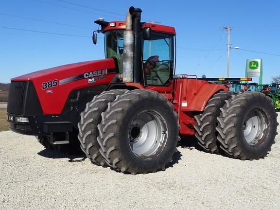 2009 Case IH Steiger 385 Tractor - 4WD For Sale