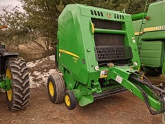 Baler-Round For Sale 2019 John Deere 450M