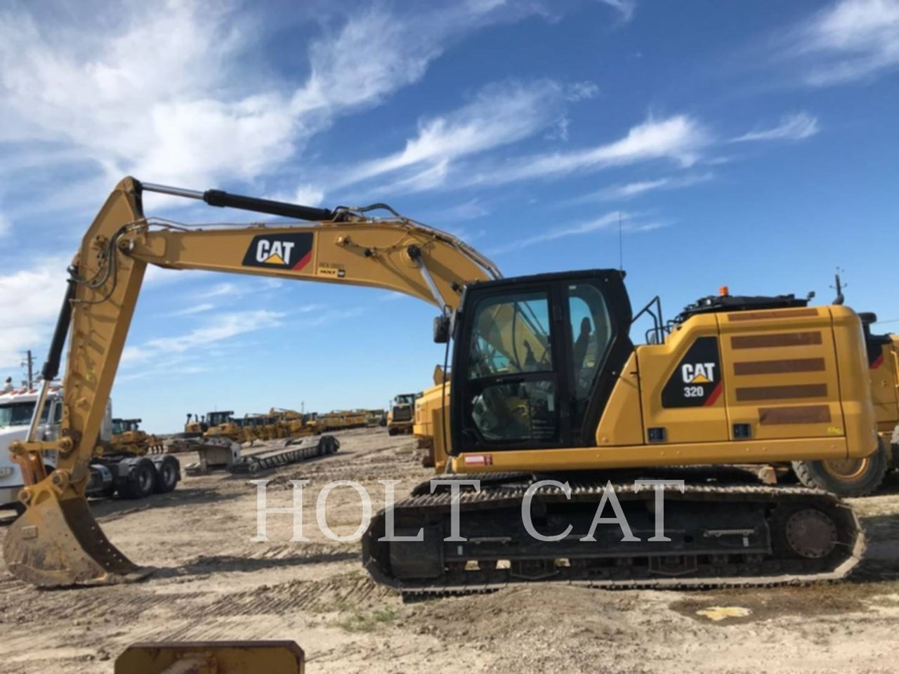 2019 Caterpillar 320 Image 1