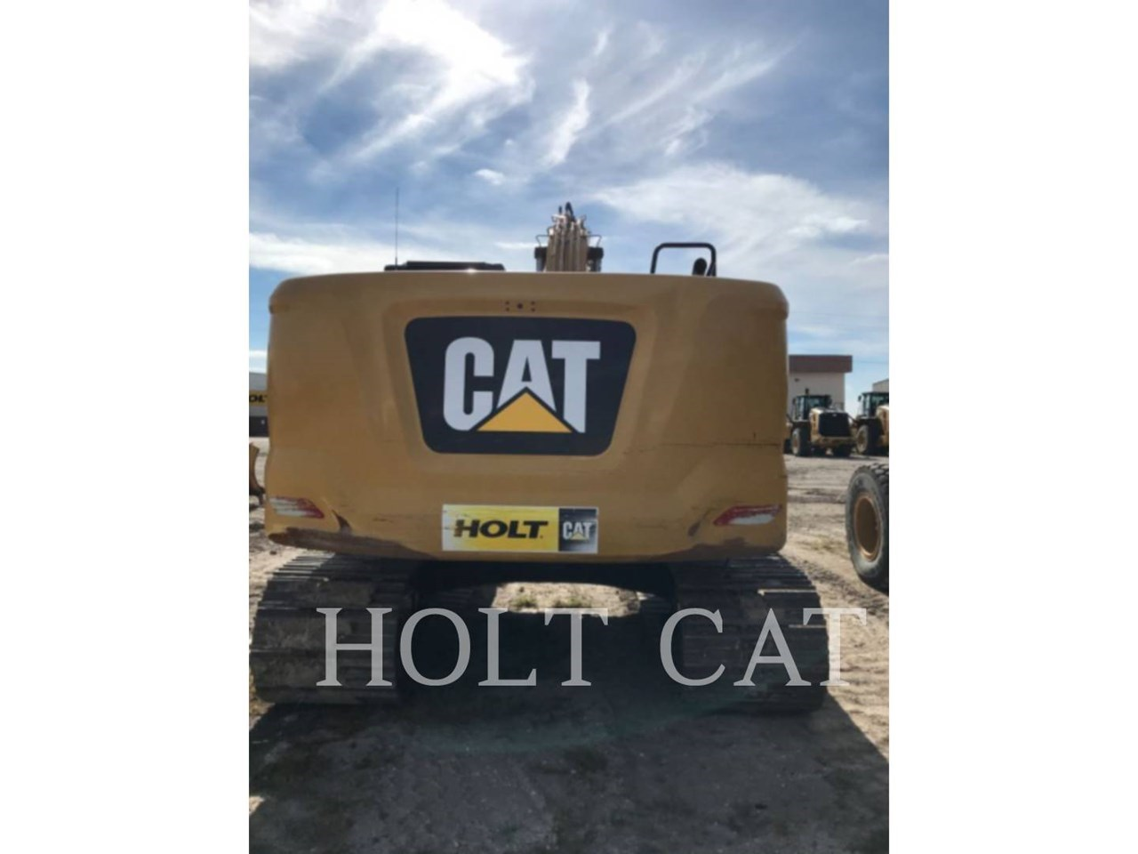 2019 Caterpillar 320 Image 4