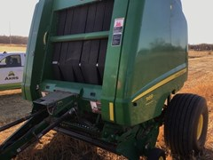 Baler-Round For Sale 2014 John Deere 569 Prem