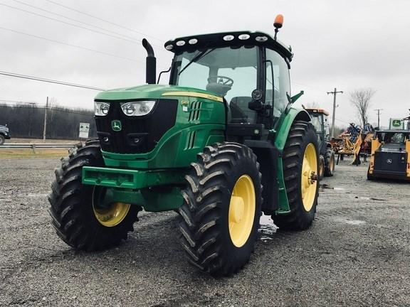 2015 John Deere 6145R Tractor - Row Crop For Sale
