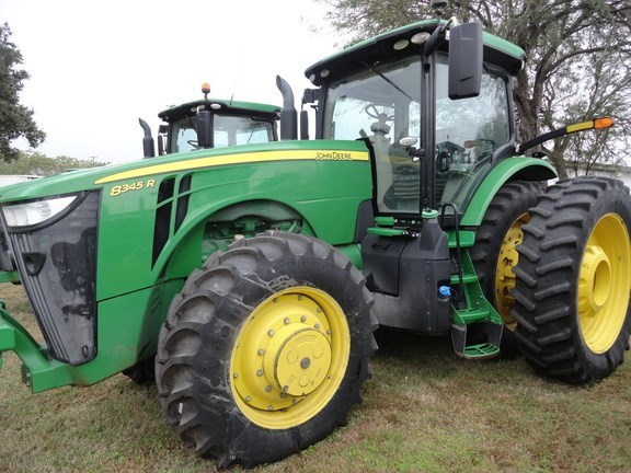2019 John Deere 8345R Tractor - Row Crop For Sale