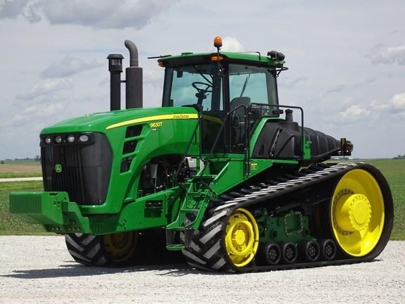 2010 John Deere 9630T Tractor - Track For Sale