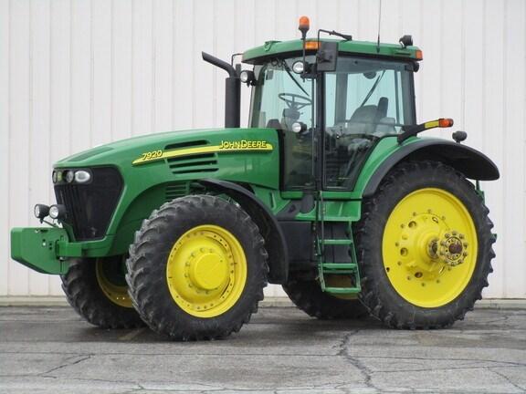 2006 John Deere 7920 Tractor - Row Crop For Sale