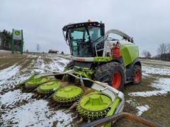 Forage Harvester-Self Propelled For Sale 2018 CLAAS 950