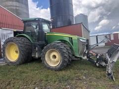Tractor - Row Crop For Sale 2018 John Deere 8295R , 295 HP