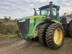 Tractor - 4WD For Sale 2018 John Deere 9370R , 370 HP
