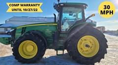 Tractor - Row Crop For Sale 2017 John Deere 8320R , 320 HP