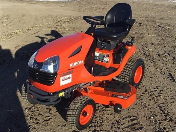 2020 Kubota T2290KWT Riding Mower For Sale