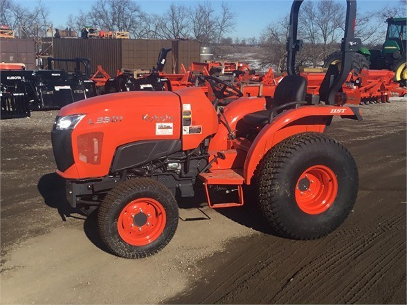 2021 Kubota L3901HST Tractor For Sale