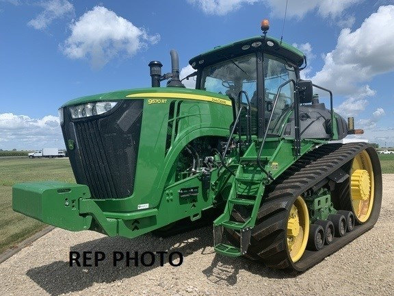 2016 John Deere 9570RT Tractor - Track For Sale