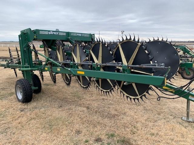 Sitrex Pro 17 Hay Rake-Wheel For Sale