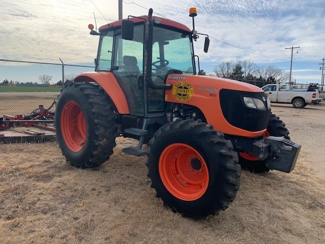 2012 Kubota M108S Tractor For Sale