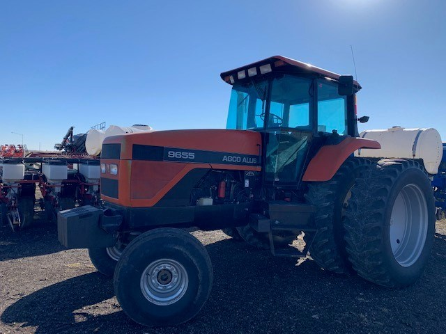 1997 Agco Allis 9655 Tractor For Sale