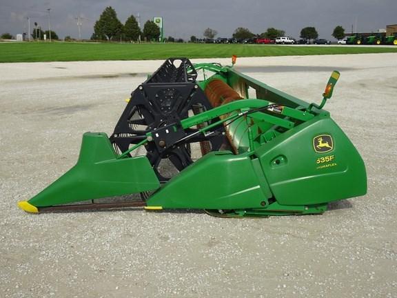 2006 John Deere 635F Header-Auger/Flex For Sale