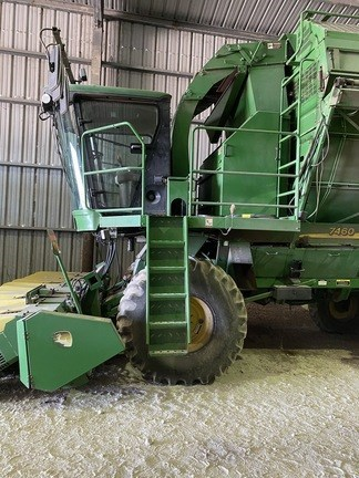 2006 John Deere 7460 Cotton Stripper For Sale