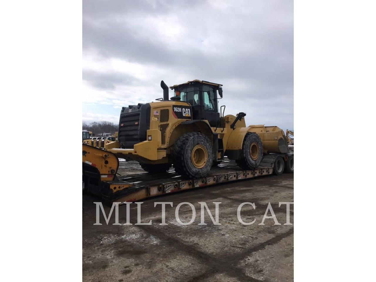 2018 Caterpillar 962M Image 3