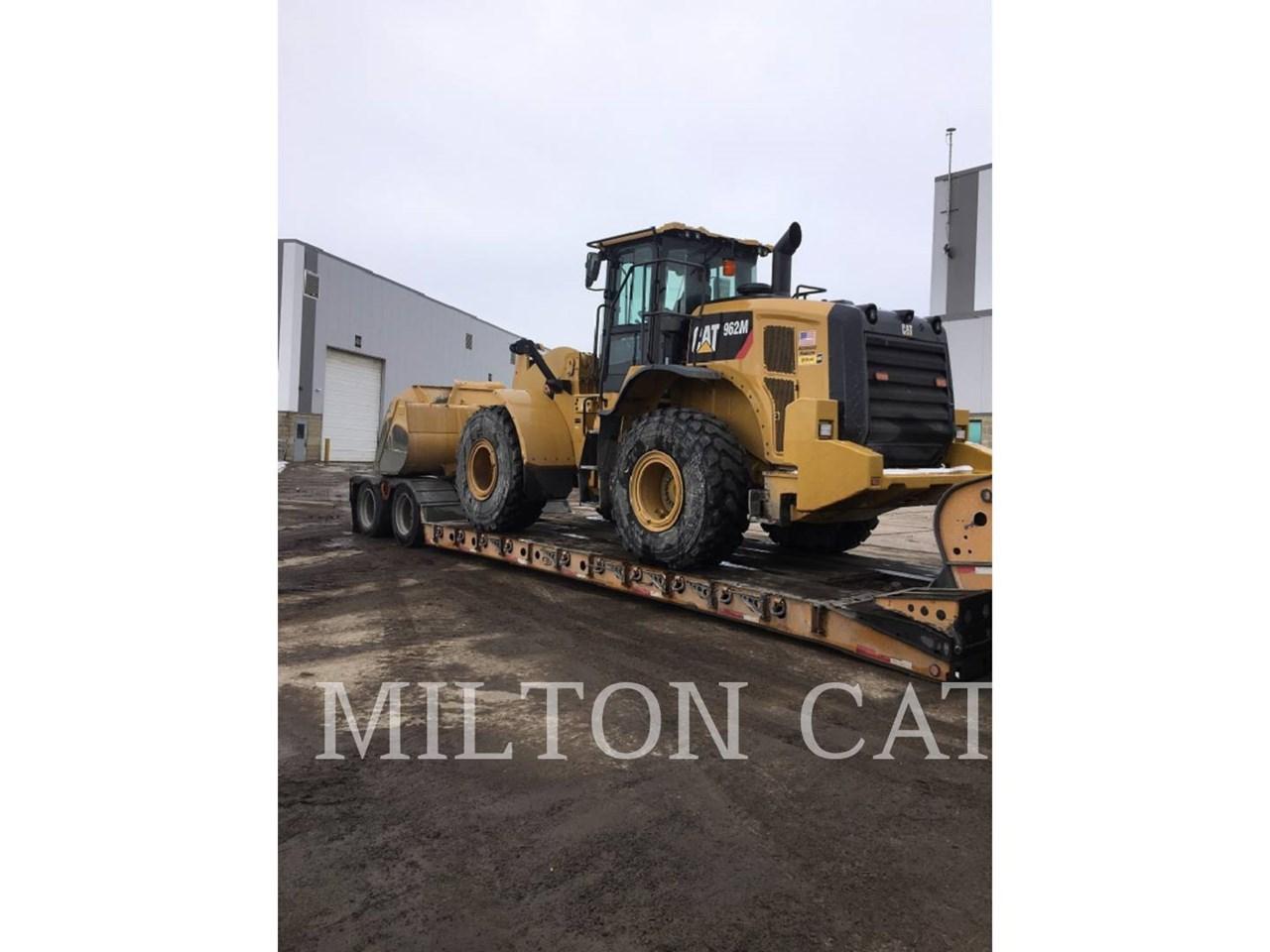 2018 Caterpillar 962M Image 4