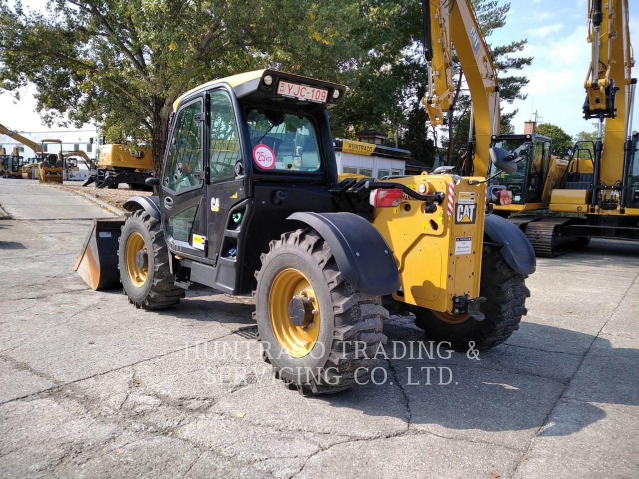 2018 Caterpillar TH357D Image 4