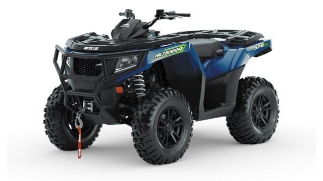 2021 Arctic Cat ALTERRA 570 SE ATV For Sale