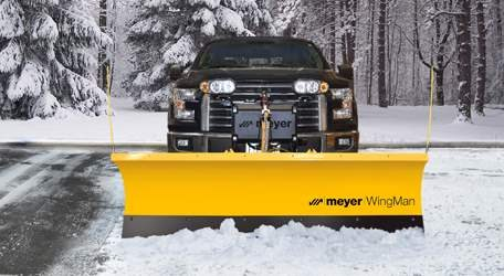 Meyer 28310 Snow Blade For Sale