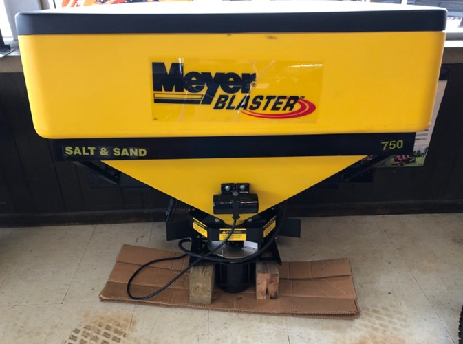 Meyer 750S Attachments For Sale