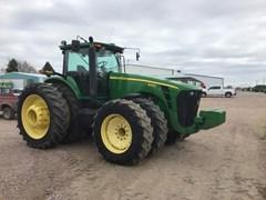 Tractor - Row Crop For Sale 2008 John Deere 8430