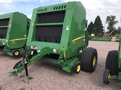 Baler-Round For Sale 2019 John Deere 560R