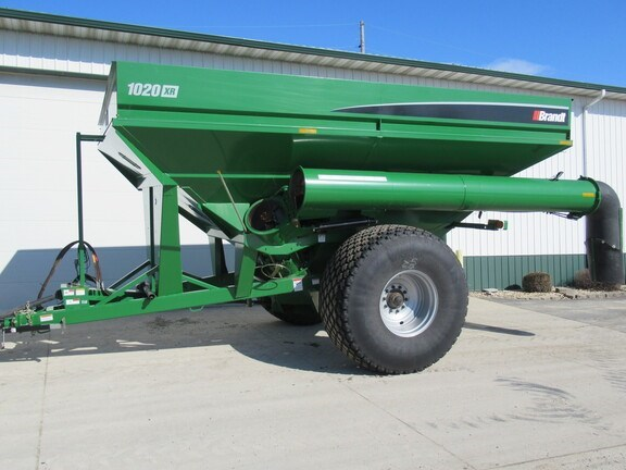 2019 Brandt 1020XR Grain Cart For Sale