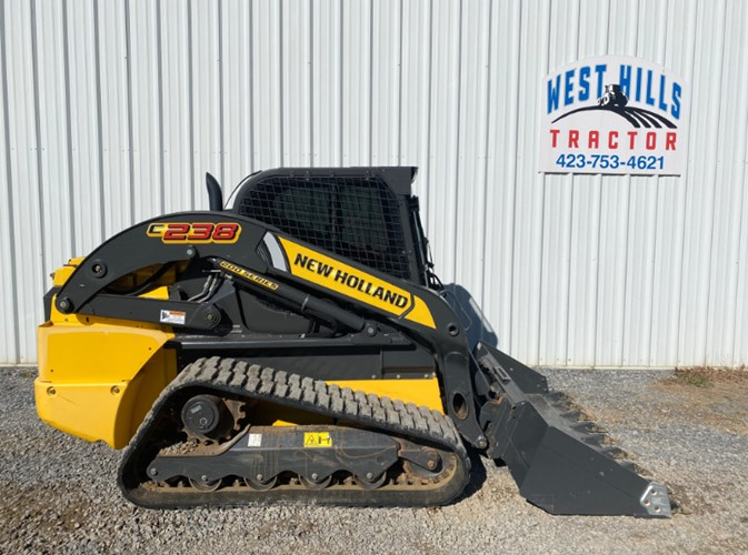 2016 New Holland C238 Skid Steer For Sale