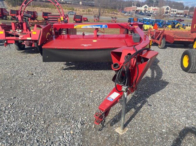 2017 New Holland H7230 Mower Conditioner For Sale