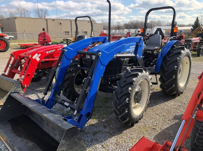 2013 New Holland Workmaster 75 Tractor For Sale