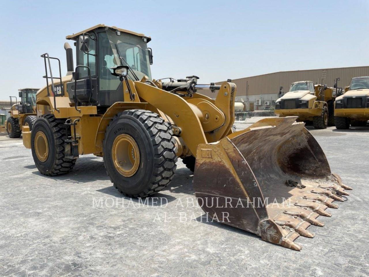 2018 Caterpillar 950GC Image 6