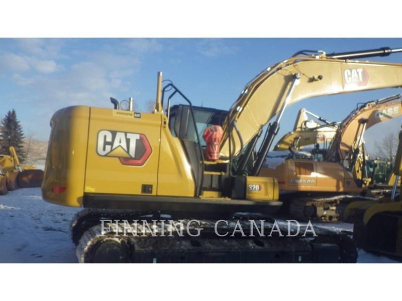 2020 Caterpillar 320073D Image 3