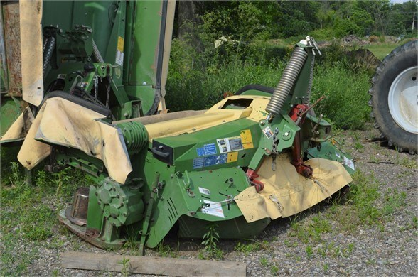 2014 Krone ECF320CV Windrower For Sale