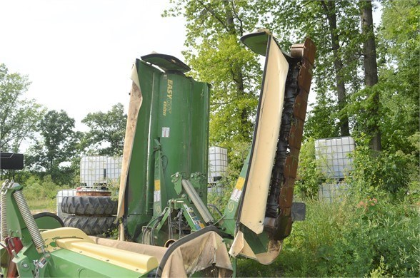2016 Krone ECB870CV Windrower For Sale