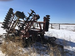 Disk Harrow For Sale Krause 4906A