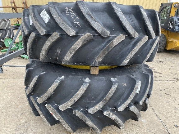 2020 Goodyear 650/85R38 Wheels and Tires For Sale